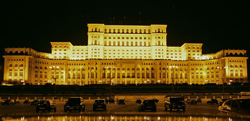 Palatul Parlamentului Bucuresti