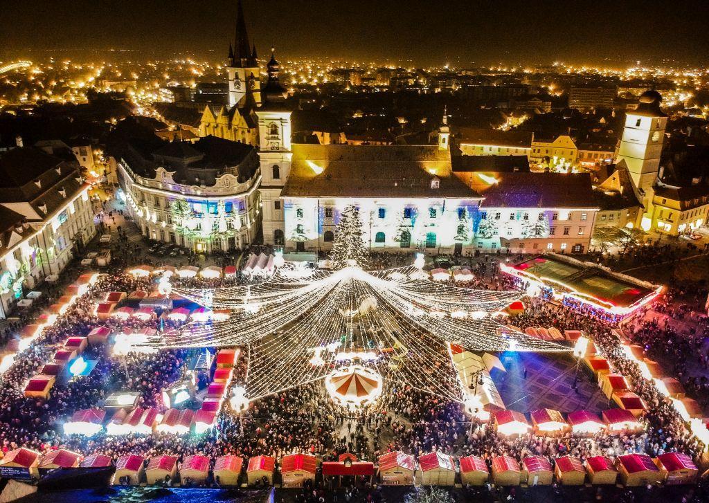 Targul de Craciun Sibiu