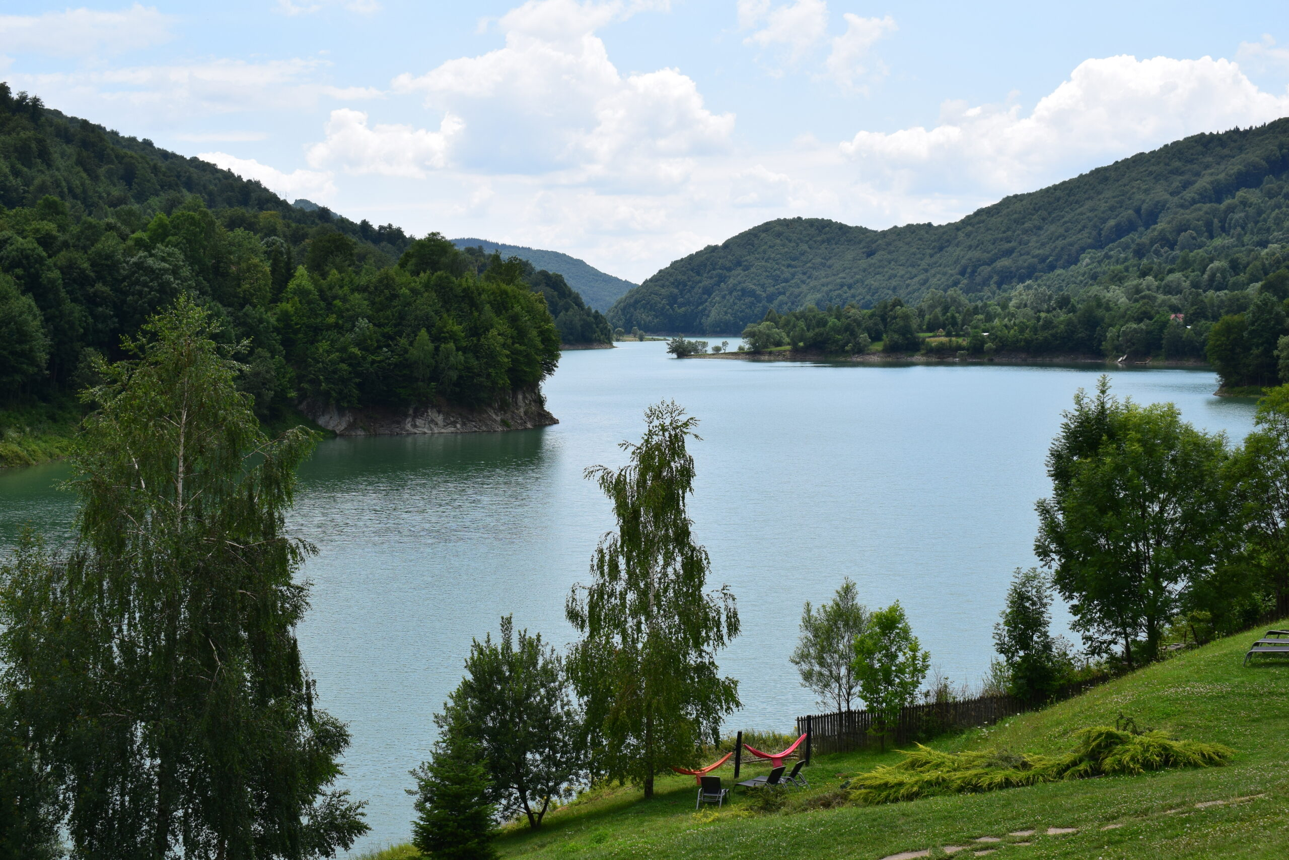 Valea Doftanei Baraj Paltinu